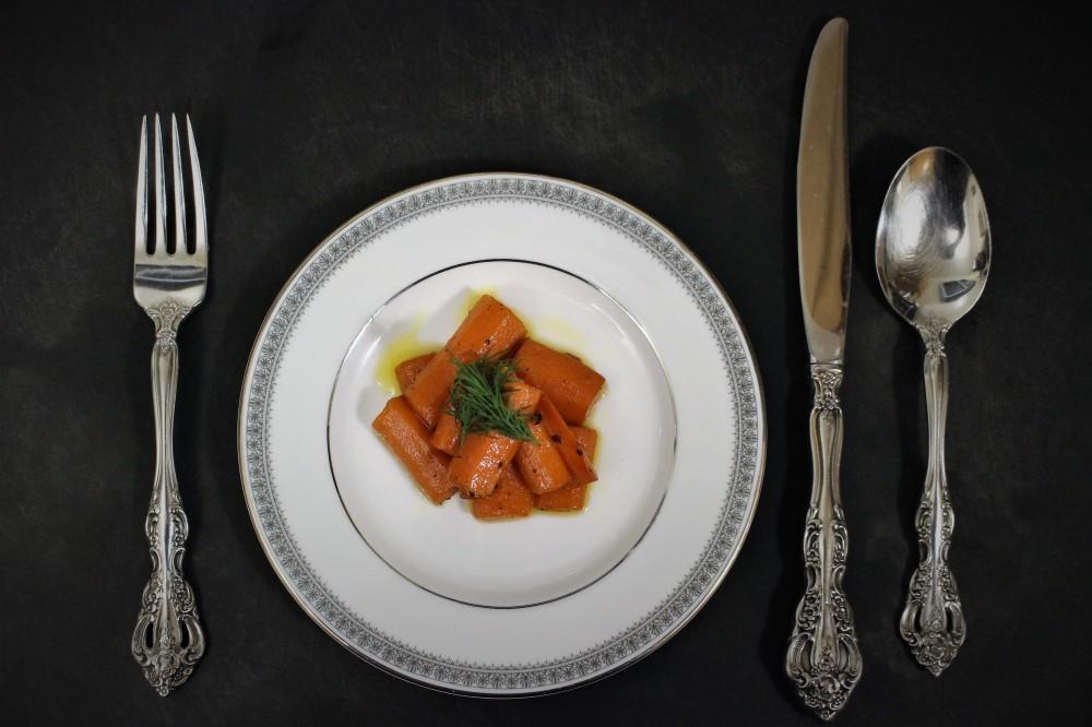 Anova Carrots