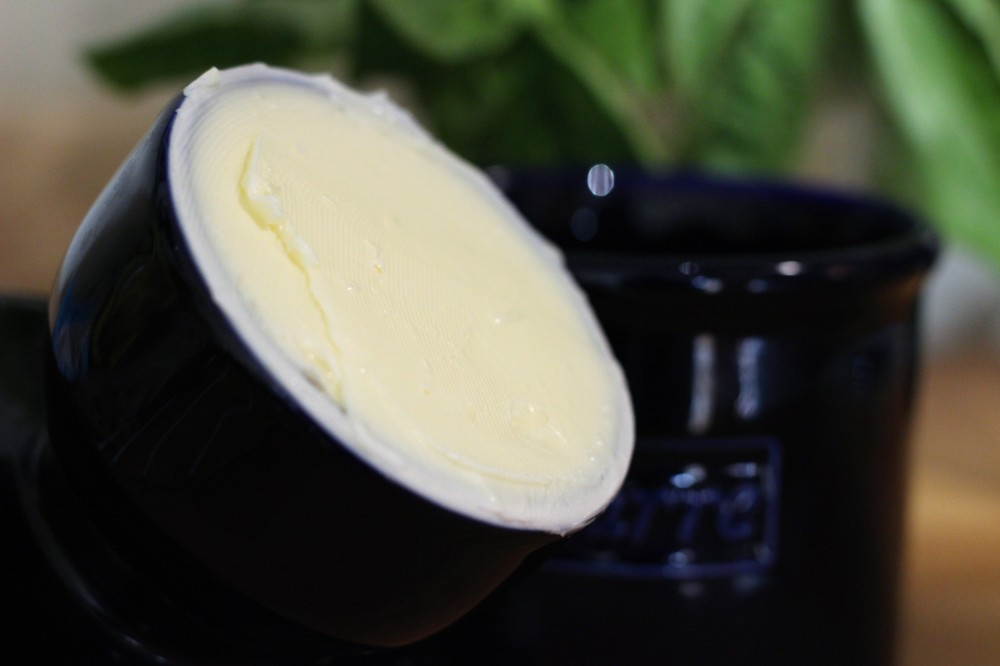 Butter-Close-Up
