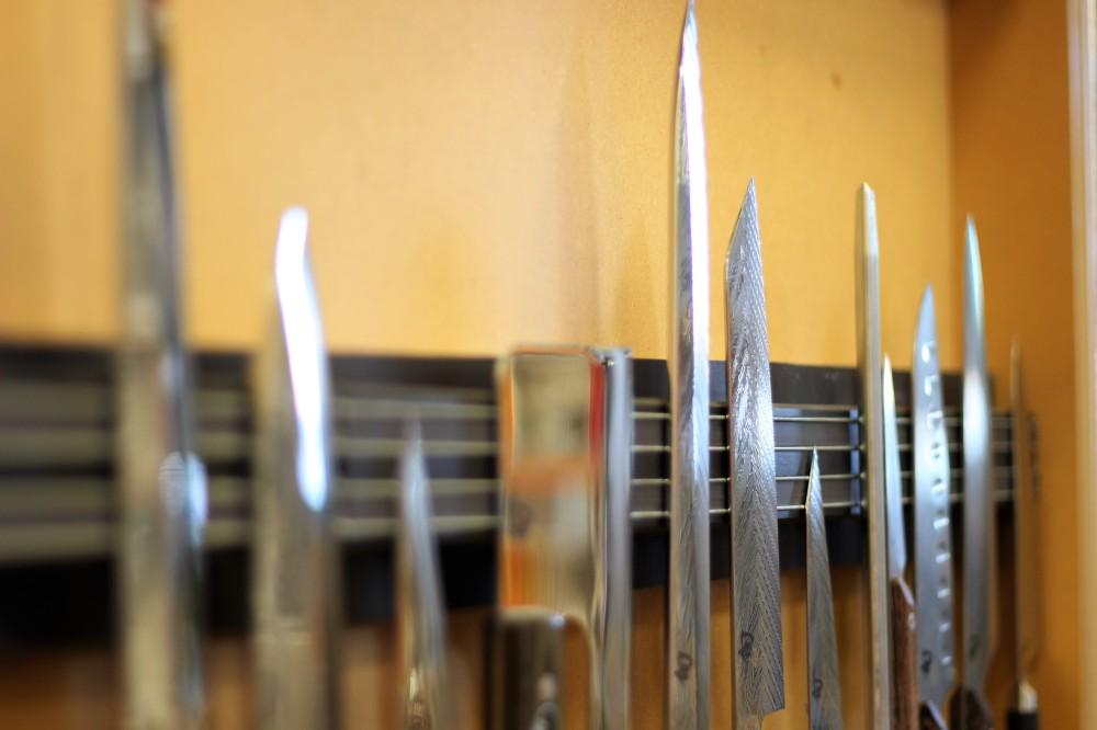 Knife Magnet Shapes